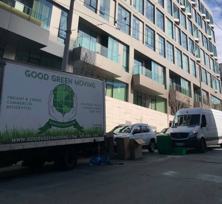 | Commercial Movers San Francisco | Bay Area | Good Green Moving